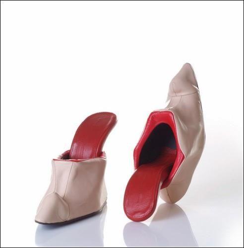 Необычные туфли от коби леви
