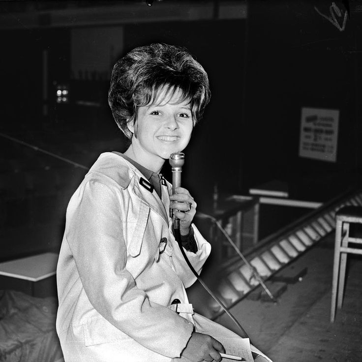 "Singing sensation Brenda Lee AKA ""Little Miss Dynamite""."