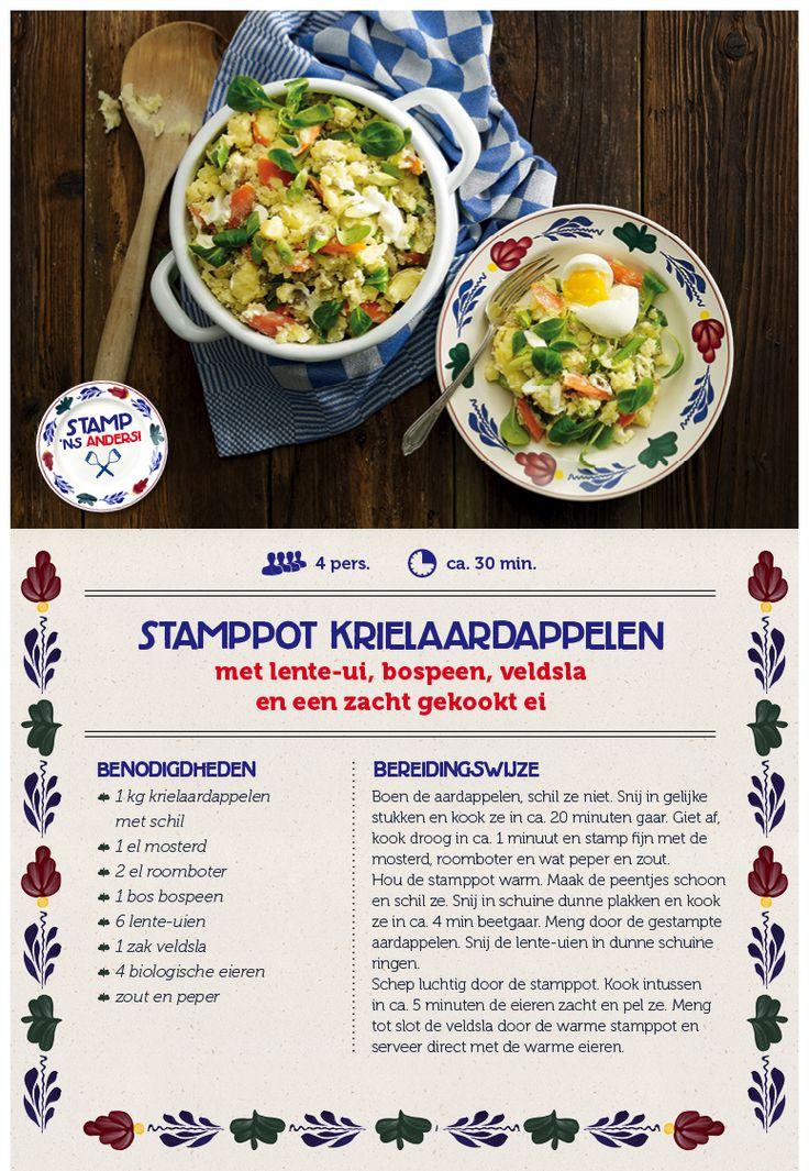 Stamppot krielaardappelen - Lidl Nederland