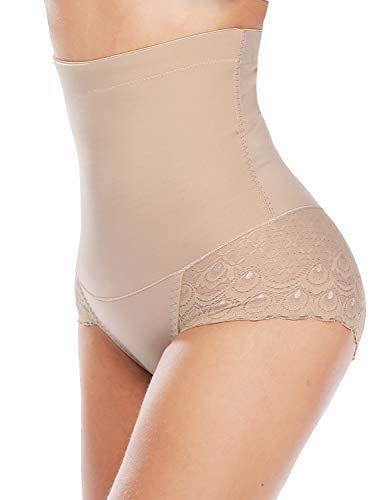 9acc77cbaaf1 MISS MOLY Women High Waist Tummy Control Panties Seamless Shaping Girdle  Butt Lifter Briefs Shapewear,. Visit. April 2019