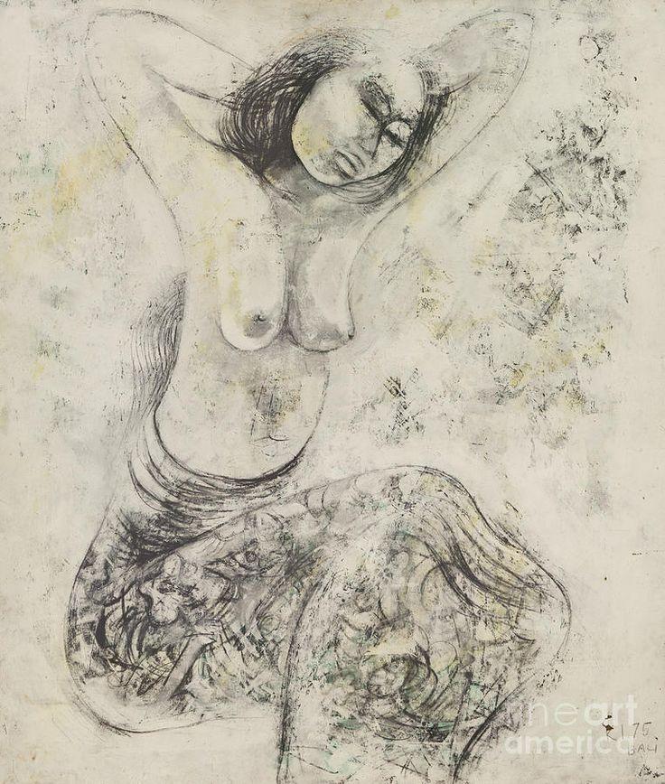 Dreaming Girl By Kay It Tanaya