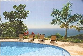 Ocean view home with pool & a cool breeze, 10 minutes of the beach of Dominical Vacation Rental in Dominical from @homeaway! #vacation #rental #travel #homeaway