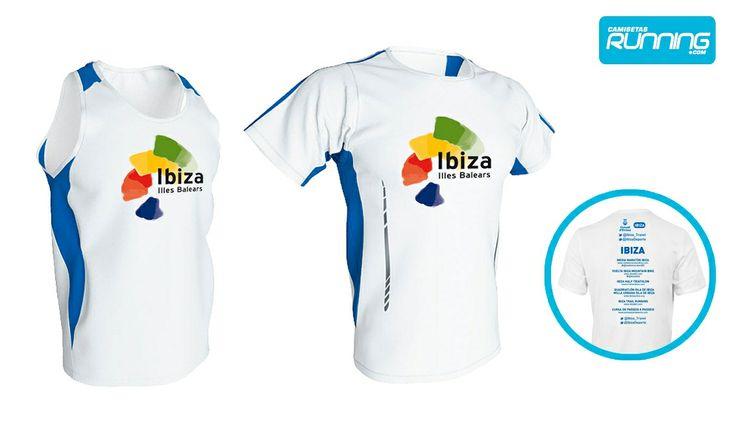 Camisetas Técnicas para Ibiza