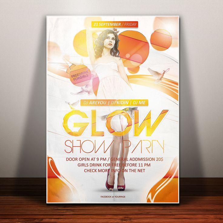 Glow Party | Andrzej Grzesiak - Portfolio