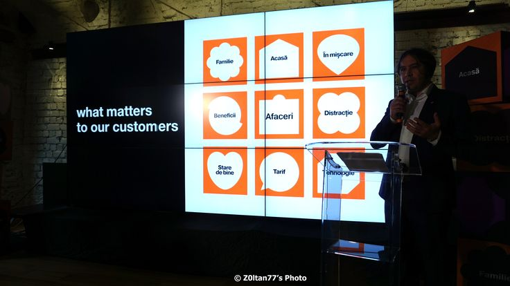 Liderul pietei telefoniei mobile din Romania, Orange inregsitreaza o crestere de 7,4 % comparativ cu anul trecut