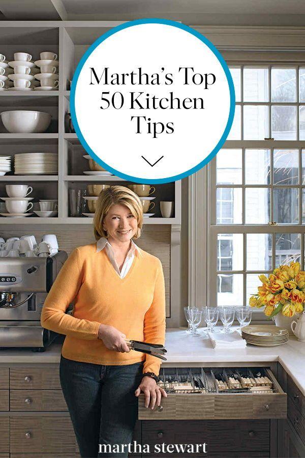 Martha S Top Kitchen Organizing Tips Kitchen Tops Kitchen Hacks Modern Outdoor Kitchen