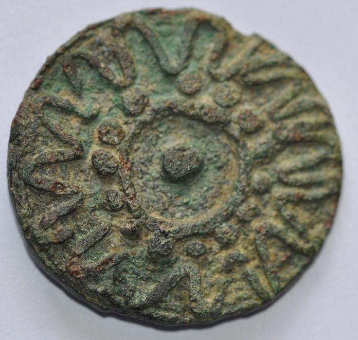 Amlash bronze ring 17, 1st millenium B.C. Private collection