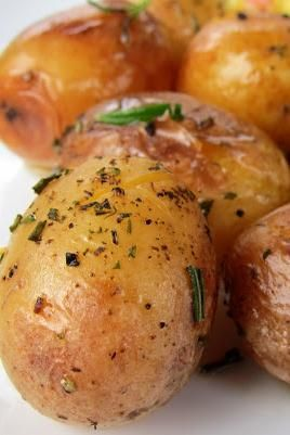 Ooooh: Roast Potatoes - from the pressure cooker!