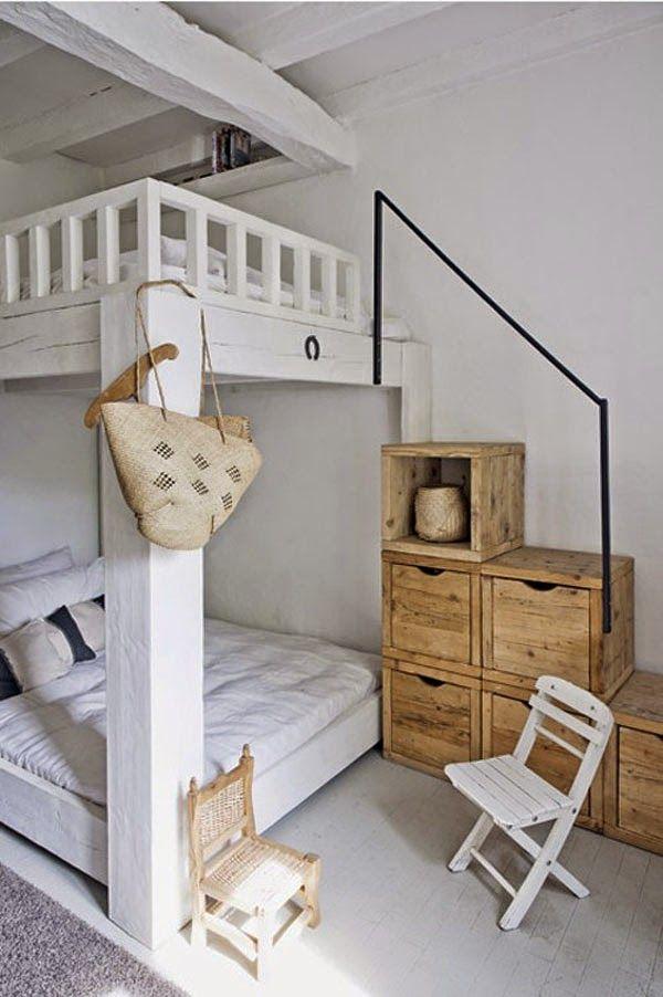26 Desain Kamar Tidur Sempit Minimalis Sederhana | Desainrumahnya.com