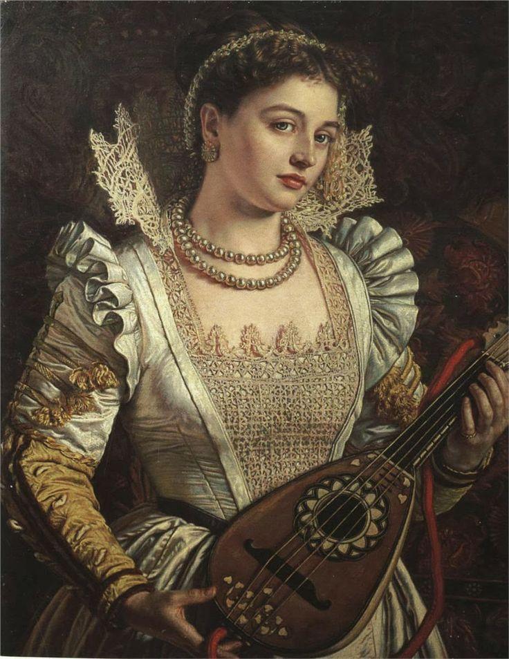 Hunt, William Holman (1827-1910) Bianca