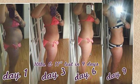Fabulous results from our 9 day cleanse. Contact me for more info or get yours at www.endlesslyaloe.co.uk