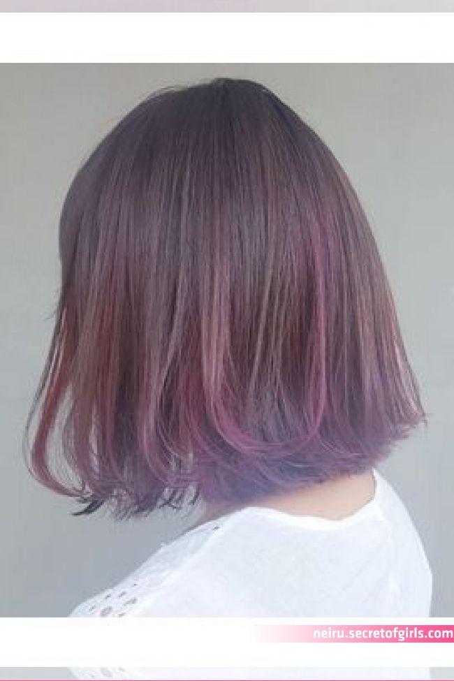 Di Ka ピンクアッシュ ピンクハイライト Momo Hair Styles