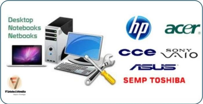 Formatação completa de Computadores, Notebooks e Netbooks com backup, por apenas R$ 39,90.!!