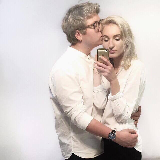 #couple #couplegoals #love #beautiful #fashionblogger #basic #formal #style #fashion #blonde #white #instagram #boy #girl