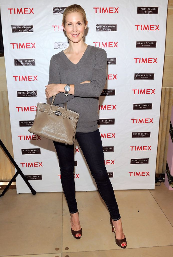 Kelly Rutherford - Timex Launches Originals Collection at Henri Bendel