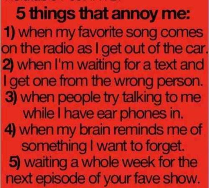 I hate this stuff!