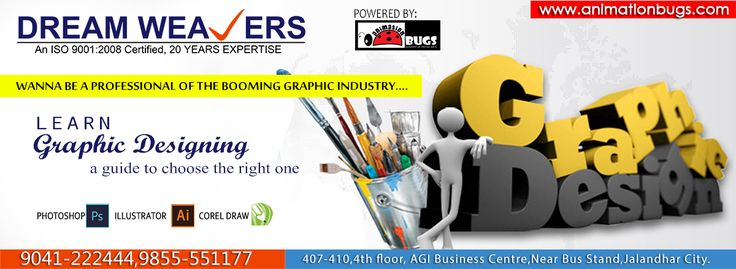 Learn #graphic_designing Animation Bugs a guide to choose the right one (y) #PHOTOSHOP #iLLUSTRATOR #COREL_DRAW CALL: 9041222444, 9855551177