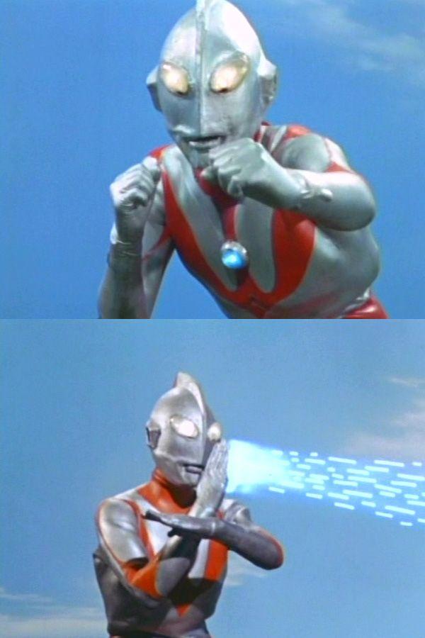 Ultraman mis series de la niñez