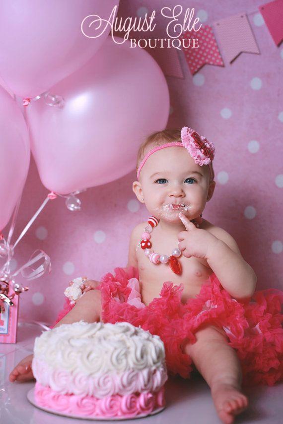 52 Best Cake Smash Ideas For Baby Girl Images On Pinterest