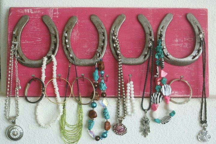 Great idea for country Jewelry