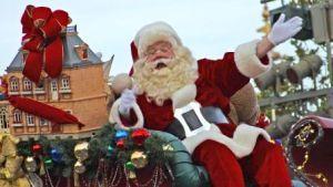 Santa Claus, Papa noel... ya están aquí.