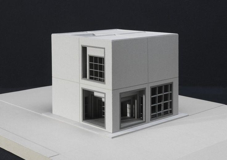A 3867 House Within a House /1: Todoroki Residence by Hiromi Fujii, Ichikawa (1976)