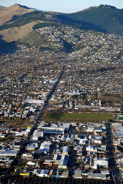 Christchurch City, New Zealand.  Photo: geoftheref, via Flickr