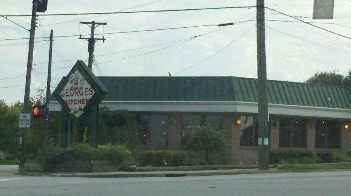 7 George S Kitchen 13101 Triskett Rd Restaurant Outdoor Decor Structures