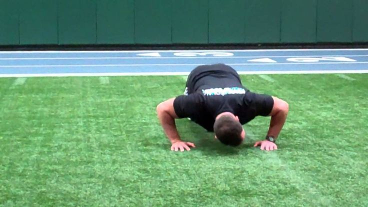 ClubSport-Edge Performance Training-Perfect Pushup Shaun : H.I.T Squad's Shaun demonstrating the Perfect Pushup.  #ClubSportFitness #WorkoutVideos
