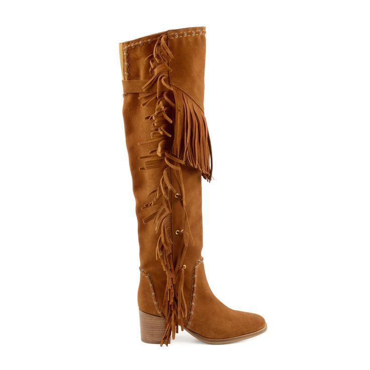 70s overknee laarzen #overknee laarzen #hoge laarzen #cowboy look