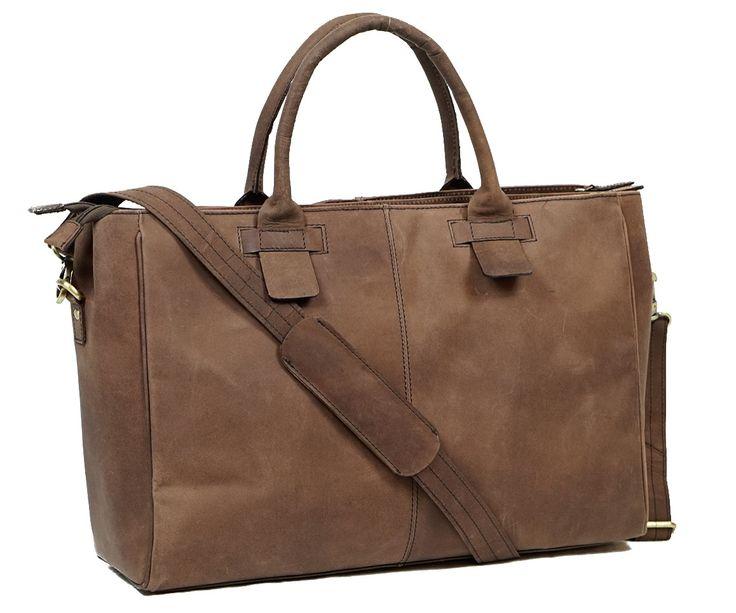 Vintage Leather Florence Ladies Shoulder Bag