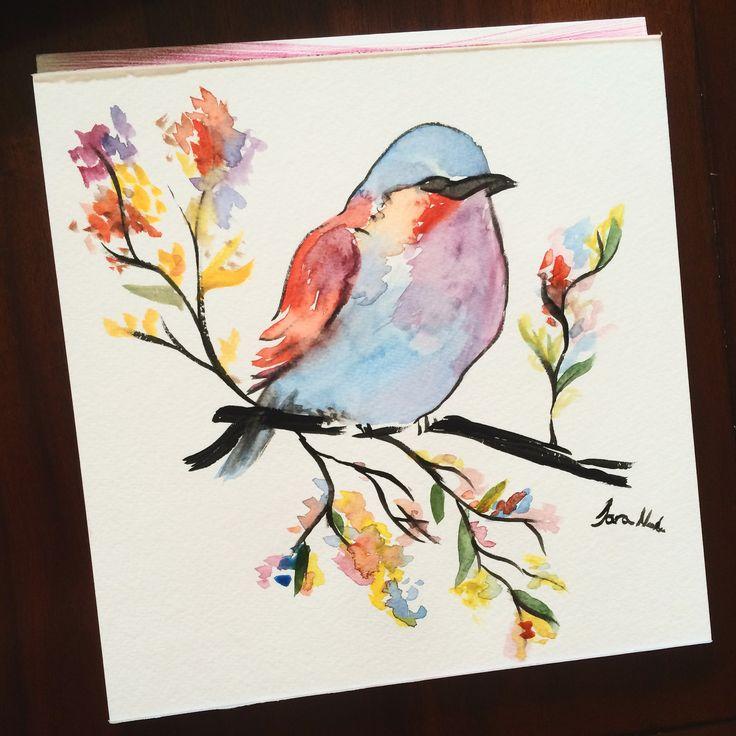 Bird. -Sara Noad
