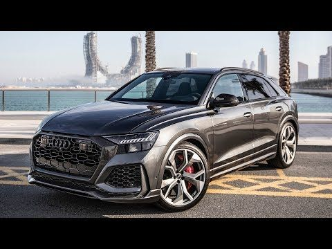 2021 audi rsq8 - better than brother urus? beauty shots