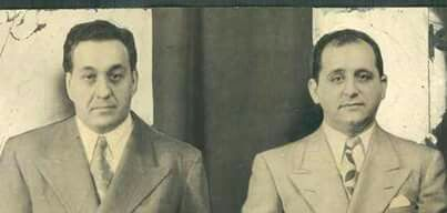 Tony Accardo & Sam Giancana at the height of the Outfit.