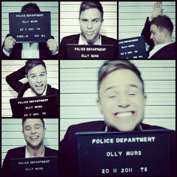How cute is Olly Murs?! <3