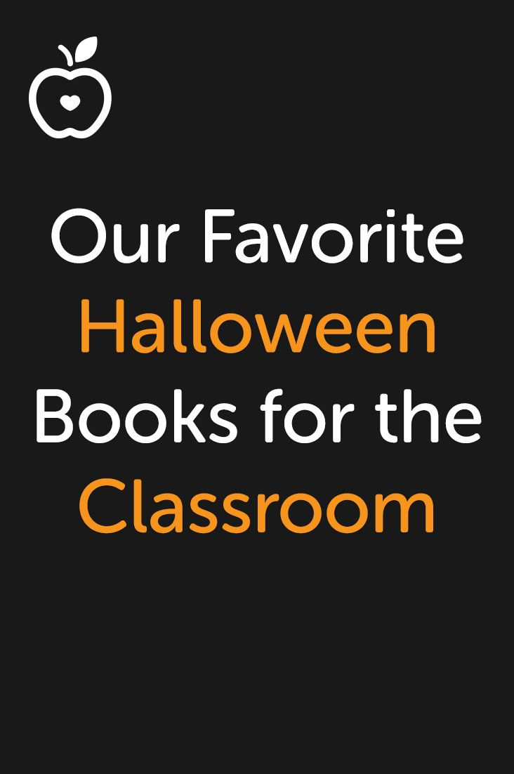 Enjoy some spooky reads this Halloween with your class with our Top 13 Halloween books for the classroom! You'll find books for all grades and interests in this gallery.