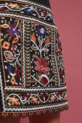 Anthropologie Favorites:: Skirts