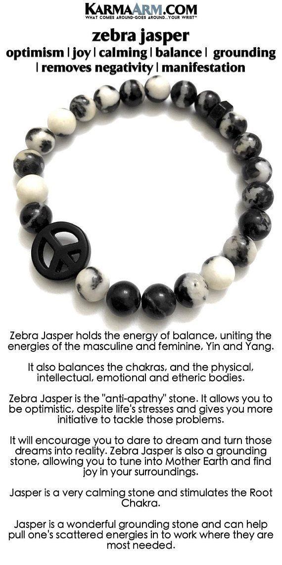 Zebra Jasper Healing Stone Jewelry Black and White Gemstone Choker Zebra Jasper Crystal Necklace