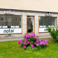 Vårt kontor i Årsta
