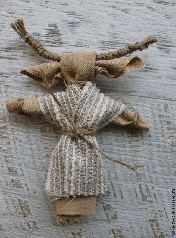 """Создаем обереговую куклу """"Коза"""" - Ярмарка Мастеров - ручная работа, handmade"""