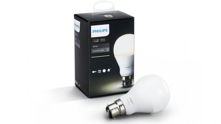 Philips Hue White 9.5W B22 Extension Light Bulb - Connected Home Automation & Lighting - Connected Devices - Computers & Tablets | Harvey Norman Australia