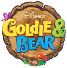 images of disney's goldie and bear | Disney Goldie & Bear 2015 Title Card