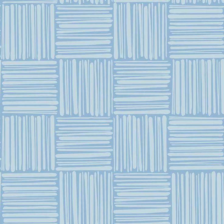 Warwick Fabrics : KANSAS (PNM), Colour PACIFIC