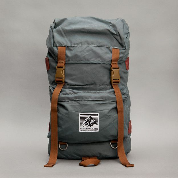 Climbing Pack - Grey | Oi Polloi