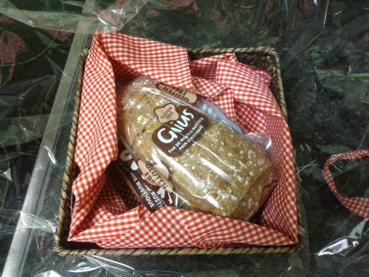 """Mundo sin gluten de Marga: """"Me gusta el pan fresco sin gluten Genius :-)"""""""
