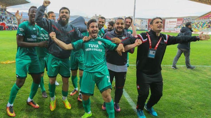 Ziraat Türkiye Kupası'nda Kars 36 Spor, deplasmanda karşılaştığı Altınordu'yu 1-0 mağlup etti ve son 32'ye kaldı.