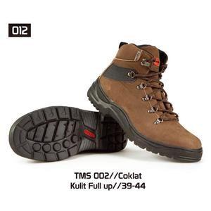 Sepatu Boots Gunung Hiking Pria [TMS 002] (Brand Trekking) Produk Bandung
