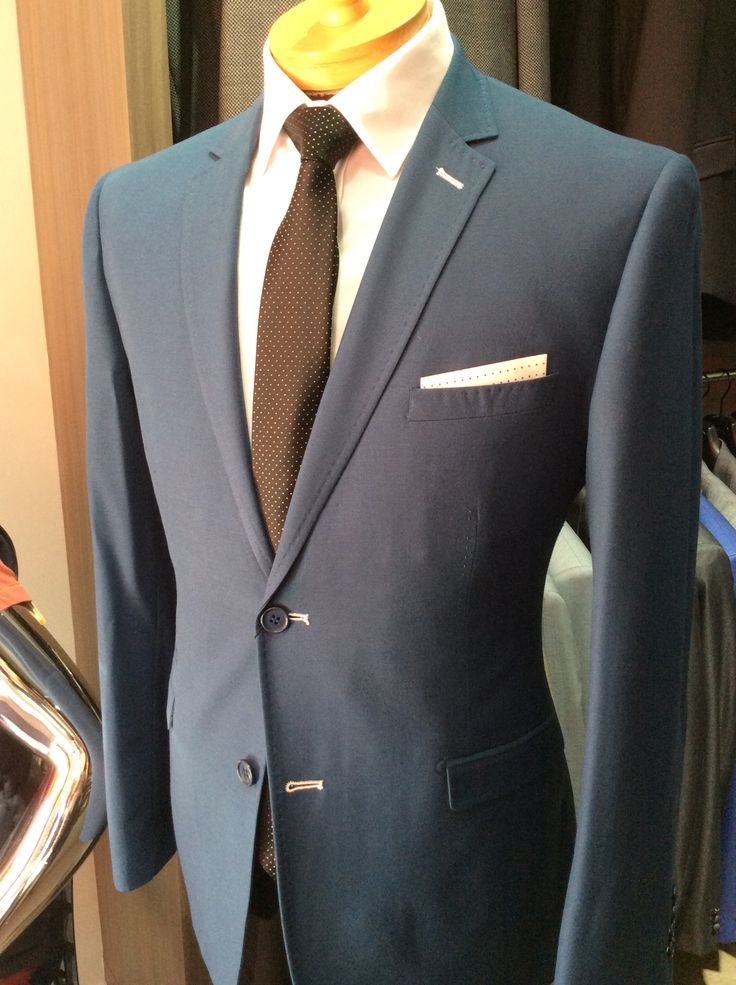 New suits and blazers have arrived in store from Shoreditch, Lagerfeld and Studio Italia. Open today 10-5, Thursday 10-9, Friday 10-5 and Saturday 9:30-4