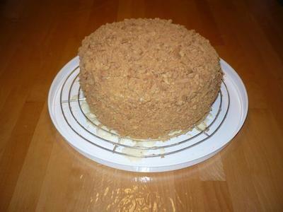 Rezept: Napoleon - Kuchen