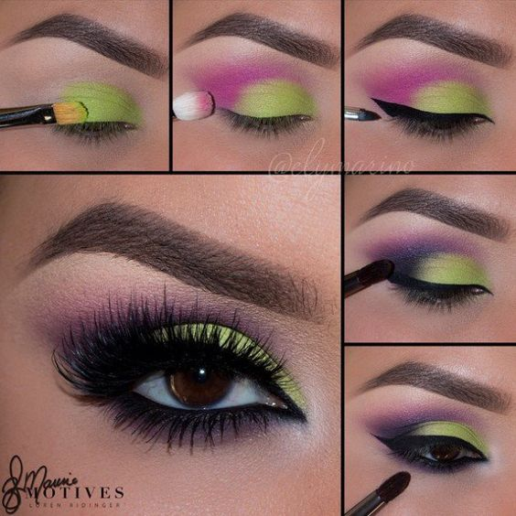 Motives® Pressed Eye Shadow – Wildflower (Glitter)